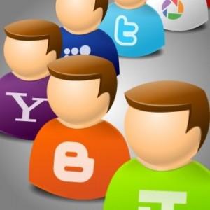 Cómo insertar iconos de redes sociales en un blog sin necesidad de plugins?